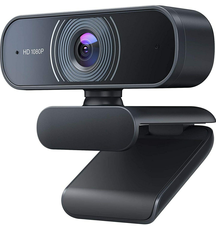 Webcam Crosstour - Full HD (vendeur tiers - via coupon)