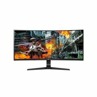 "Ecran PC 34"" LG 34GL750 (2019) - UWFHD, 21:9, Dalle IPS, HDR10, 144 Hz, 1 ms, FreeSync"