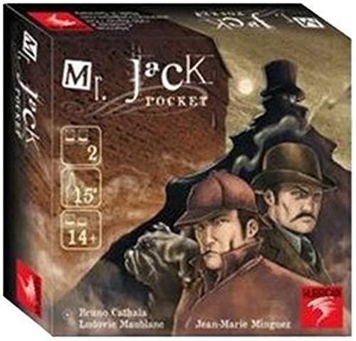 Jeu de société Asmodee - Mr Jack Pocket