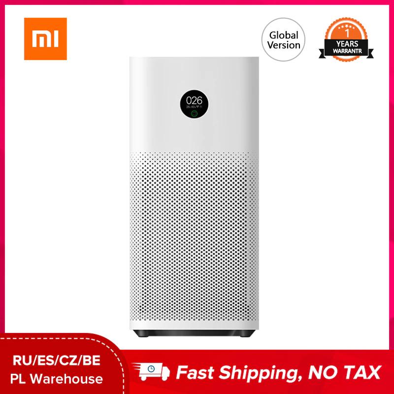 Purificateur d'air Xiaomi Mi Air Purifier 3H - 380 m³/h (98.03€ avec le code SUPERDEALS15 - Entrepôt Espagne)