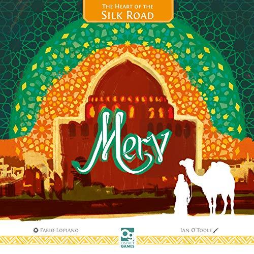 Jeu de société - Merv : The Heart of the Silk Road (Osprey Games)