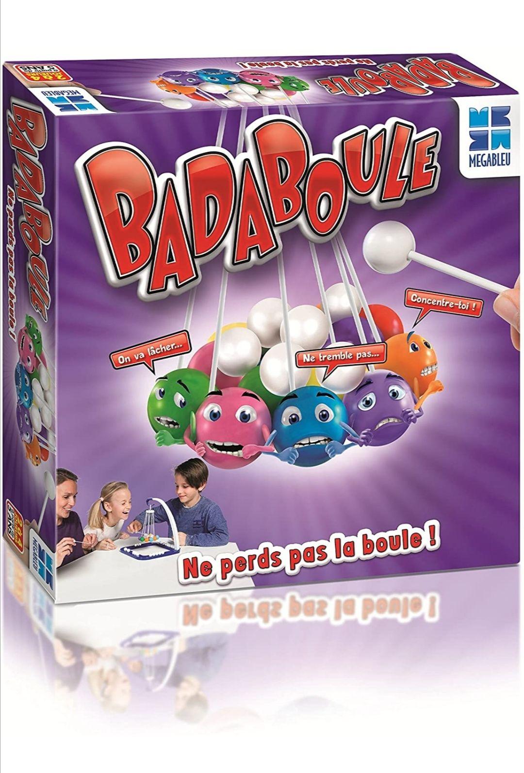 Jeu de société Megableu - Badaboule (via coupon)