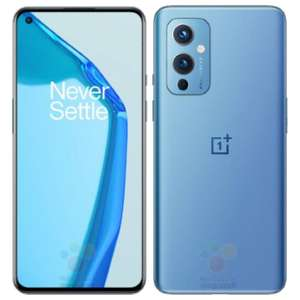 """Smartphone 6.55"""" OnePlus 9 5G - 128Go (501€ avec FRMAY018)"""