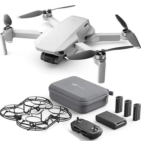 Drone DJI Mavic Mini Fly More Combo -Gris