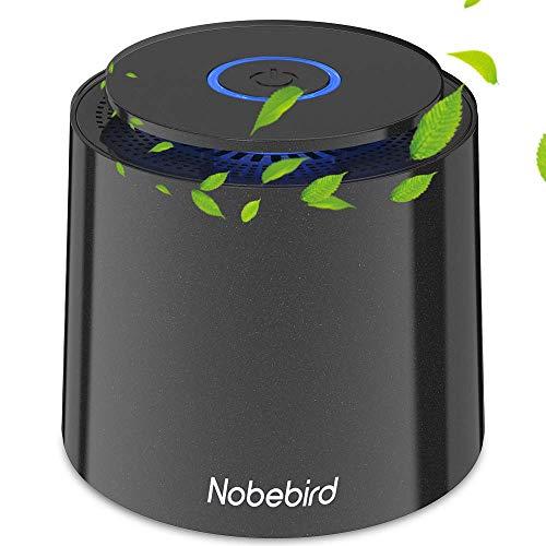 Purificateur d'Air Portable avec Véritable Filtre HEPA, Alimenté par USB (Vendeur Tiers)
