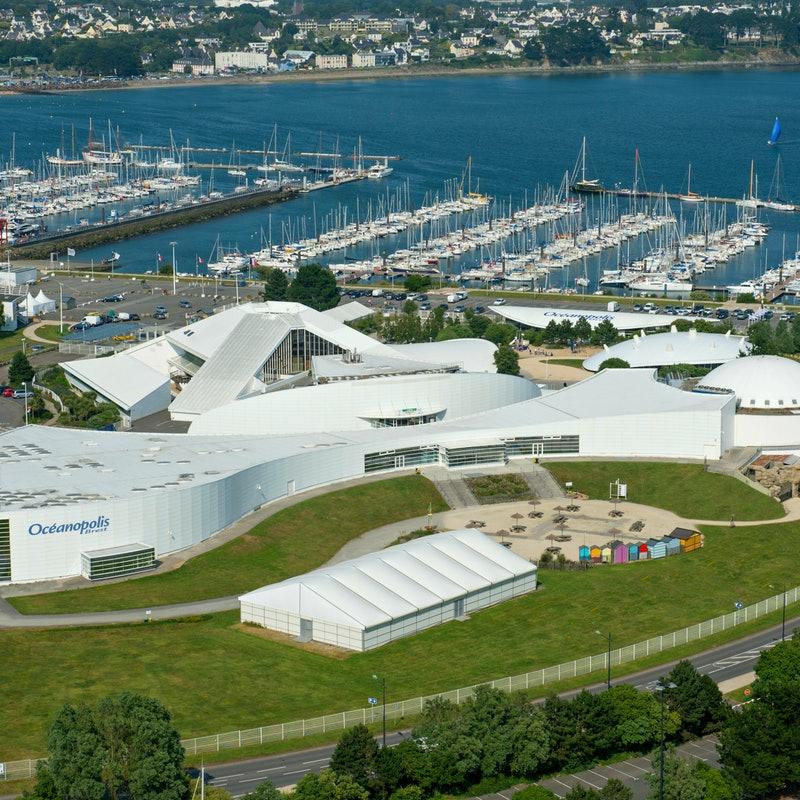 [Personnes nées en 1990 ou 1991] Entrée gratuite à l'aquarium Océanopolis - Brest (29)