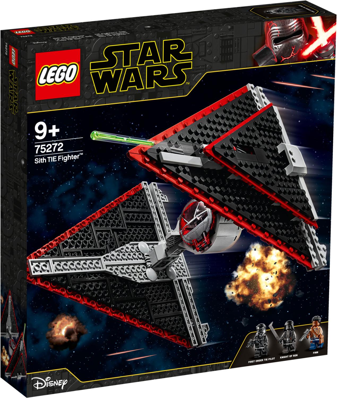 Sélection de jouets Lego en promotion - Ex : Lego Star Wars Le chasseur Tie Sith (75272)