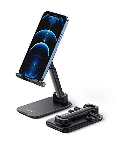 """Support UGreen pour smartphones - Universel (4"""" à 7,2""""), Bras réglable et pliable, Anti-dérapant (Vendeur tiers)"""