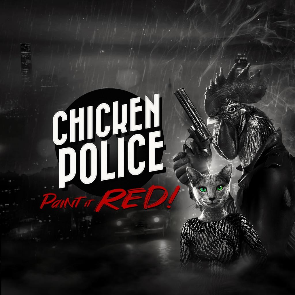Chicken Police - Paint it RED! Sur PC (dématérialisé - Via coupon)