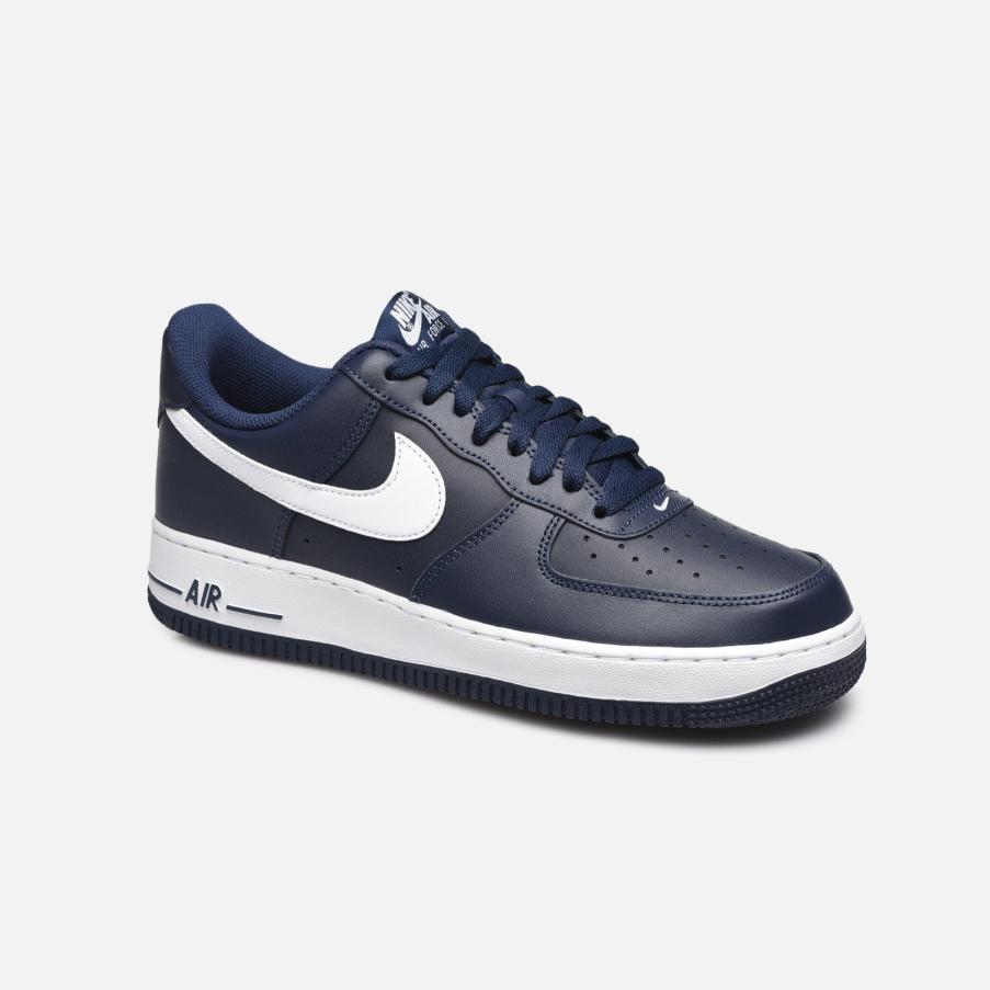 Baskets Nike Air Force 1 - Bleu, Du 40 à 47