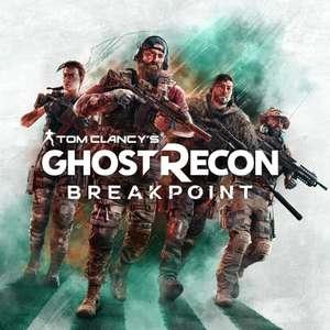 Tom Clancy's Ghost Recon Breakpoint jouable gratuitement du 27 au 31mai