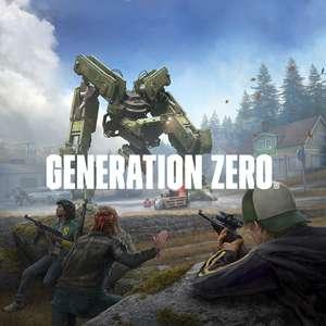 Generation Zero sur PC (Steam - Dématérialisé)