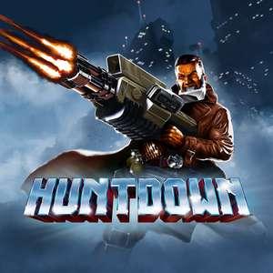 Huntdown sur PC (dématérialisé - via coupon)