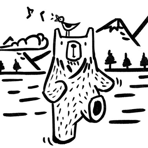 Application Podomètre BWP - Bear Walking Pal gratuite sur iOS