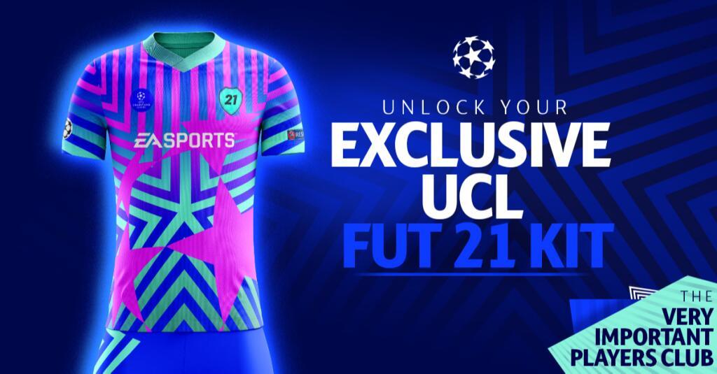 Contenu numérique : UEFA Champions League VIP Club Pack pour Fifa 21 (Dématérialisé)