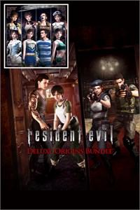 Resident Evil: Deluxe Origins Bundle sur Xbox Series X|S, Xbox One (Dématérialisé)