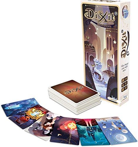 3 Extensions pour le jeu de société Dixit
