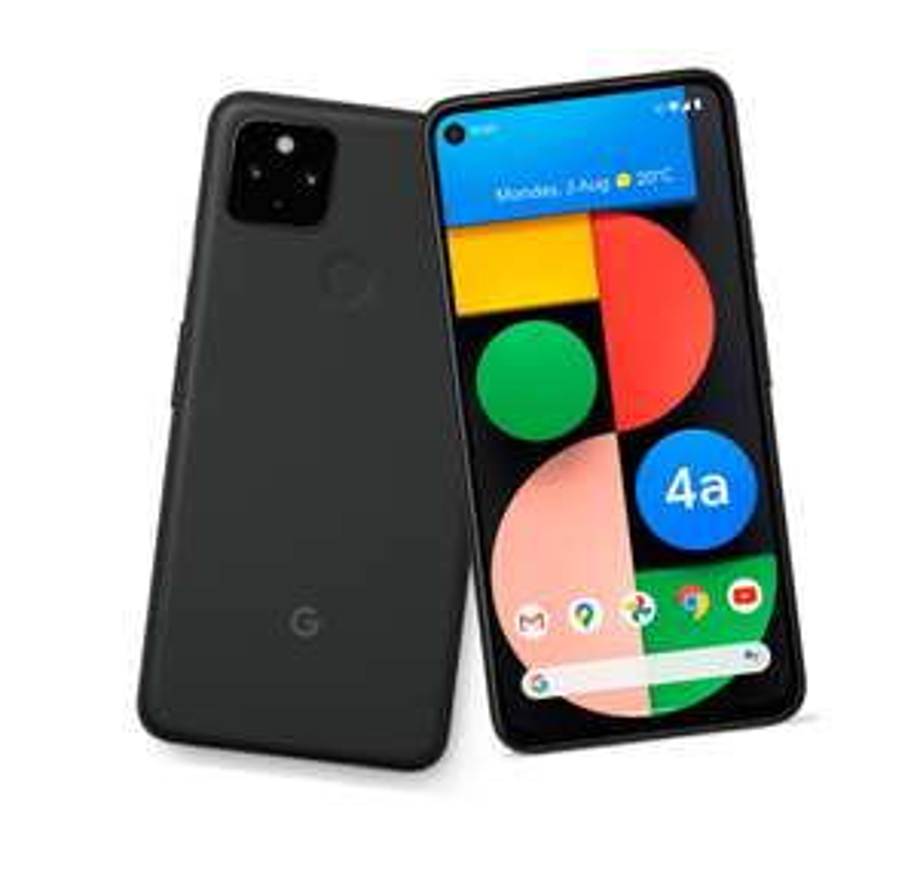 "Smartphone 5,81"" Google Pixel 4A 4G - Full HD+ Oled, Snapdragon 730G, 6/128 Go + 65,80€ offert en bon d'achat Rakuten"