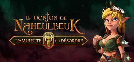 Jeu Le donjon de Naheulbeuk : l'amulette du désordre sur PC (Dématérialisé)