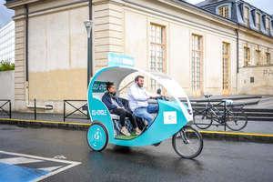 Vélo-taxis gratuits les jours de marché