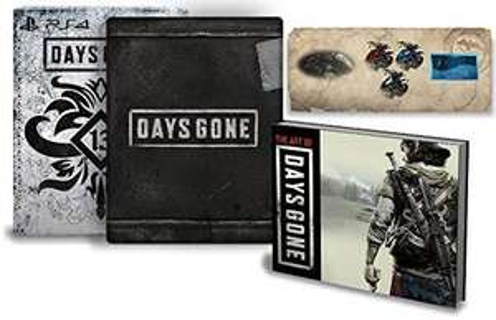 Days Gone - Edition Spéciale sur PS4 (via retrait magasin)