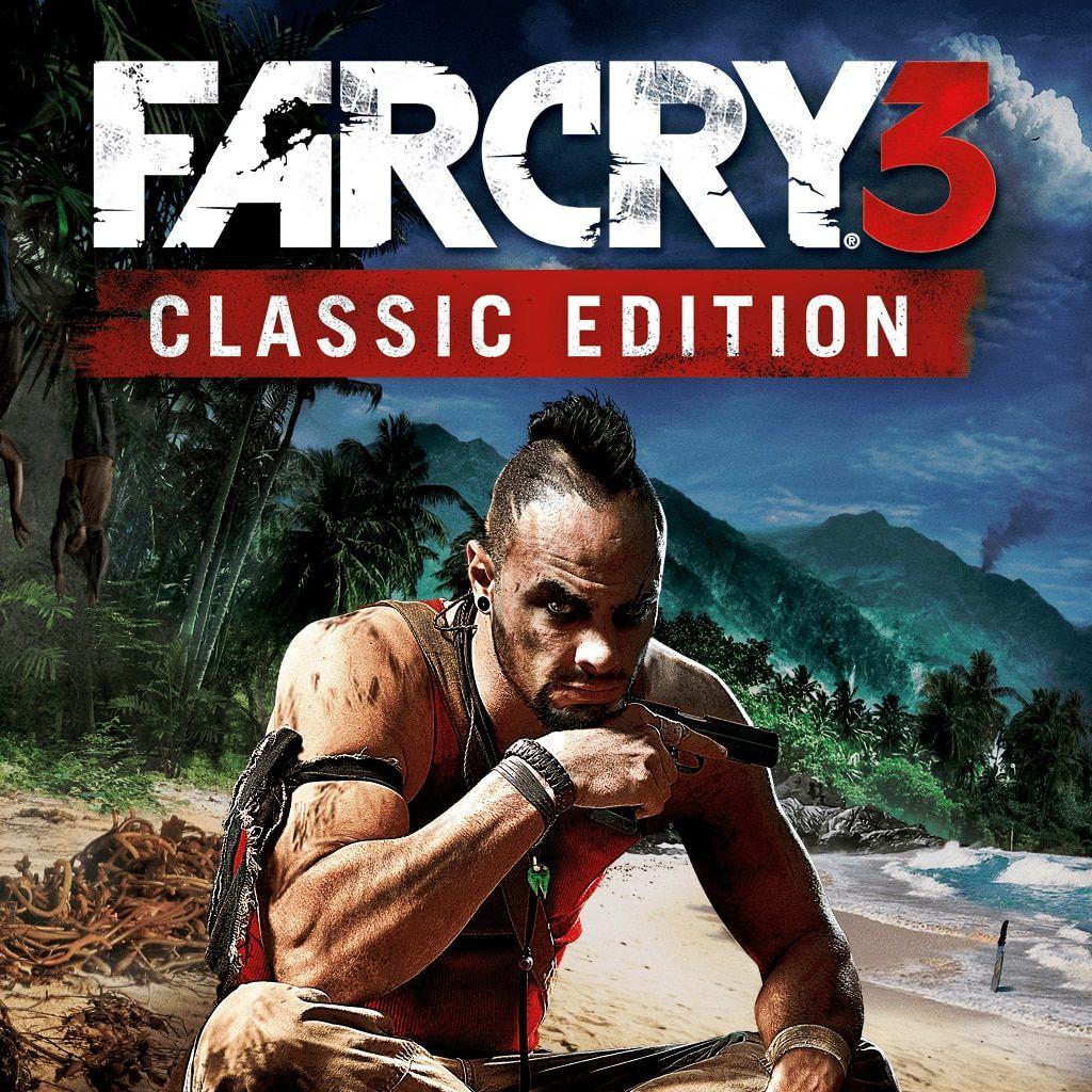 Far Cry 3 Classic Édition sur PS4 (Dématérialisé)