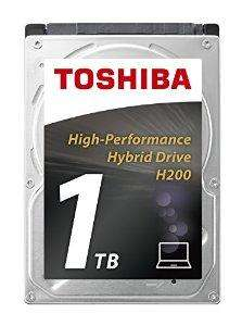 "Disque dur interne SSHD 2.5"" Toshiba H200 - 1 To"