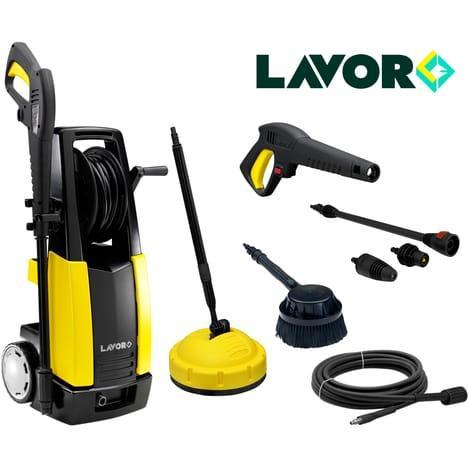 Nettoyeur haute pression Lavor Wash 450 L/H (145 bars) avec accessoires