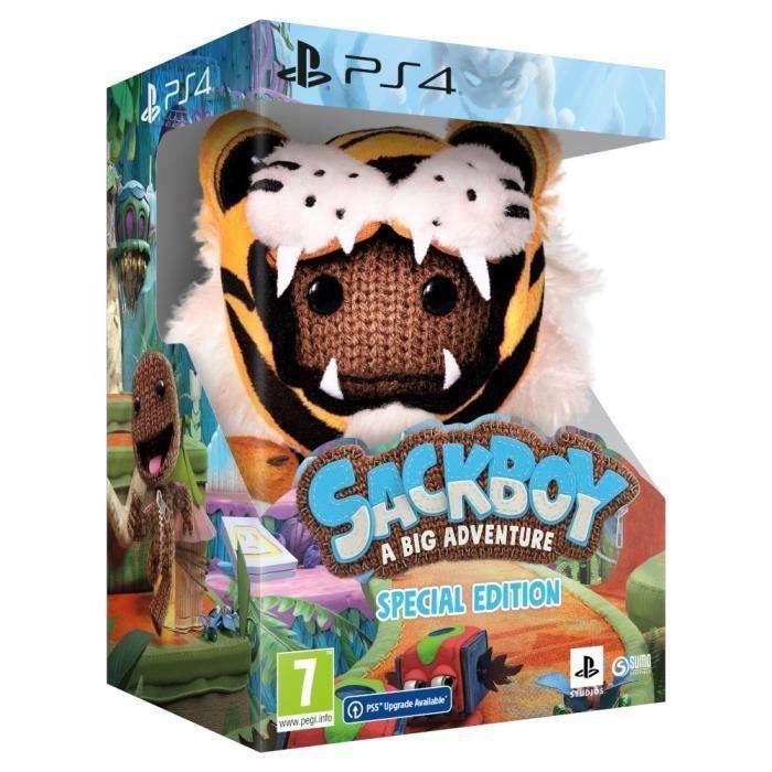 Sackboy: A Big Adventure - Édition Spéciale sur PS4