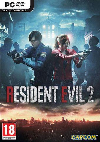 Resident Evil 2 sur PC (Via Retrait Magasin)