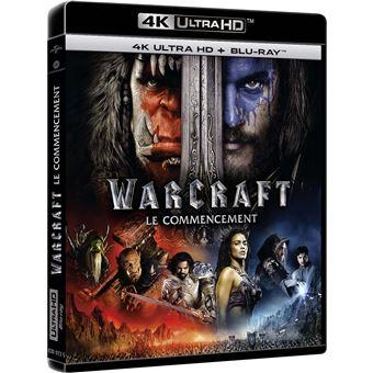 Sélection de Blu-ray 4K Ultra HD à 10€