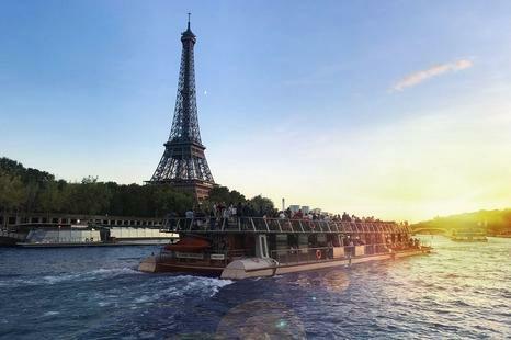 [Enfants -12 Ans] 1 Billet gratuit pour tout achat de Billet Adulte - Bateaux Parisiens Paris (75)