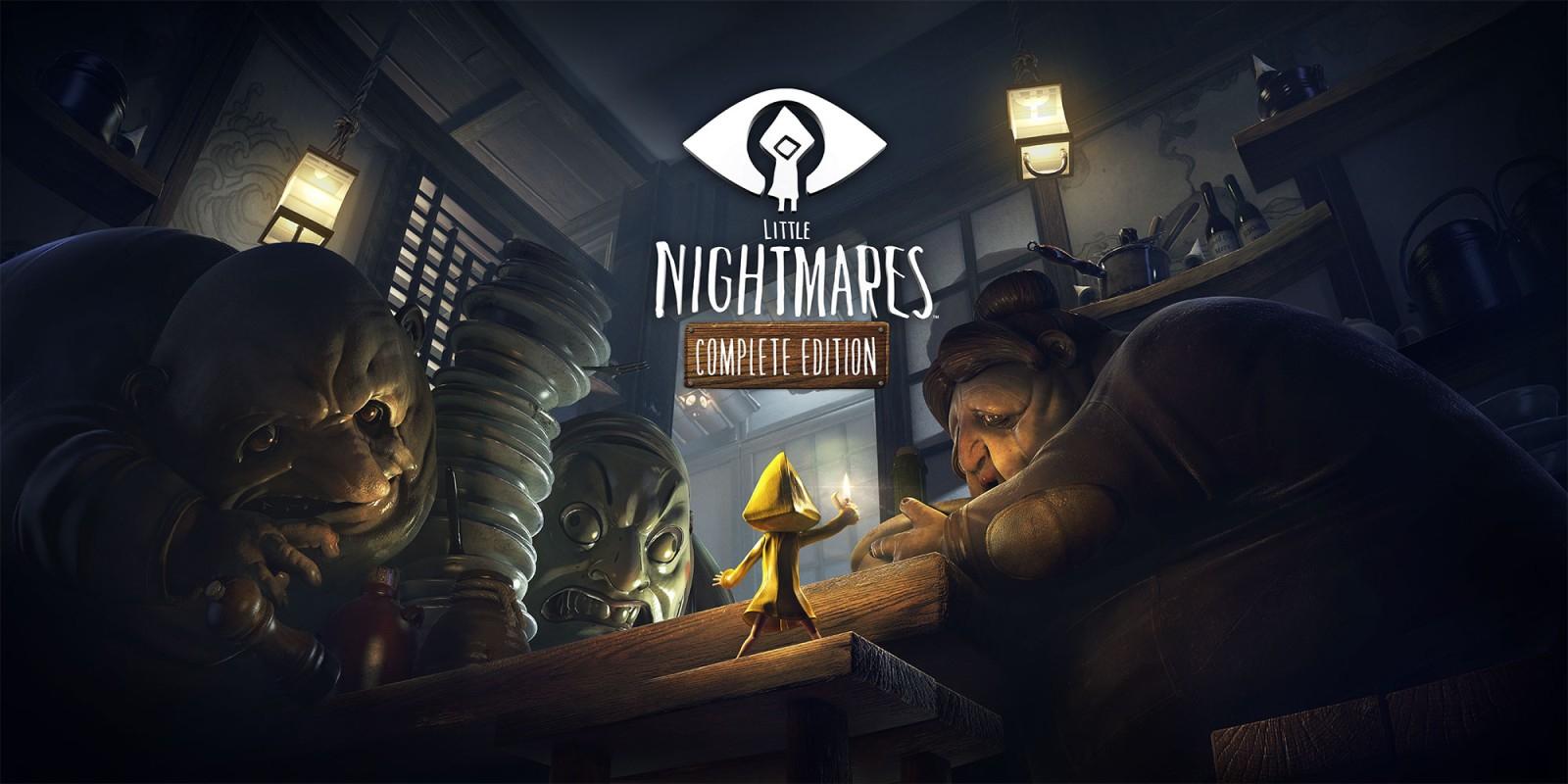 Jeu Little Nightmares Complete edition sur PS4 (Dématérialisé)