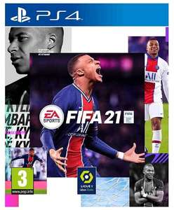 FIFA 21 sur PS4, Switch ou Xbox One