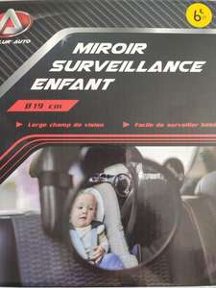 Miroir de surveillance pour Enfant - Villeneuve la garenne (92)