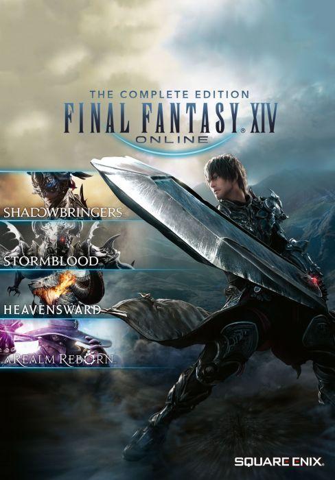 Sélection d'extensions Final Fantasy XIV Online en promotion (PC, PS4, Mac OS) - Ex : Complete Edition sur PC (Dématérialisé)