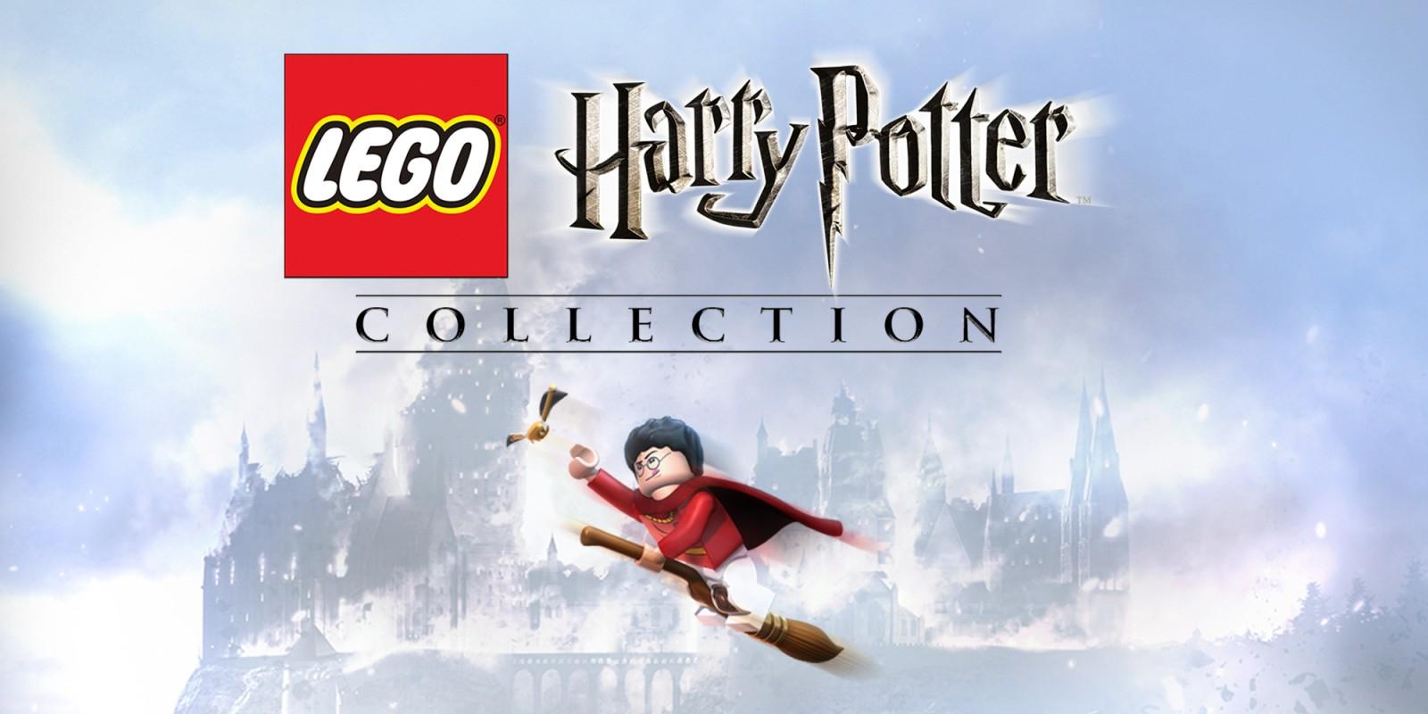 Jeu Lego Harry Potter Collection sur PS4 (Dématérialisé - Store US)