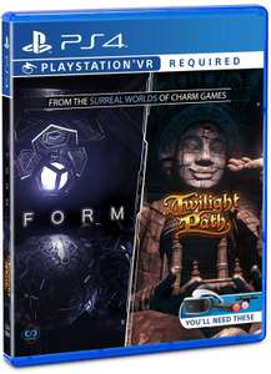 Bundle Form + Twilight Path sur PS4 (PSVR)