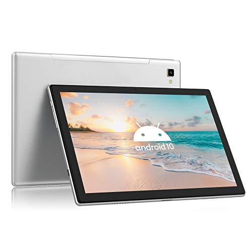 "Tablette tactile 10.1"" Blackview Tab 8 (full HD, SC9863A, 4 Go de RAM, 64 Go, 4G + Wi-Fi, Android 10) + clavier (vendeur tiers)"