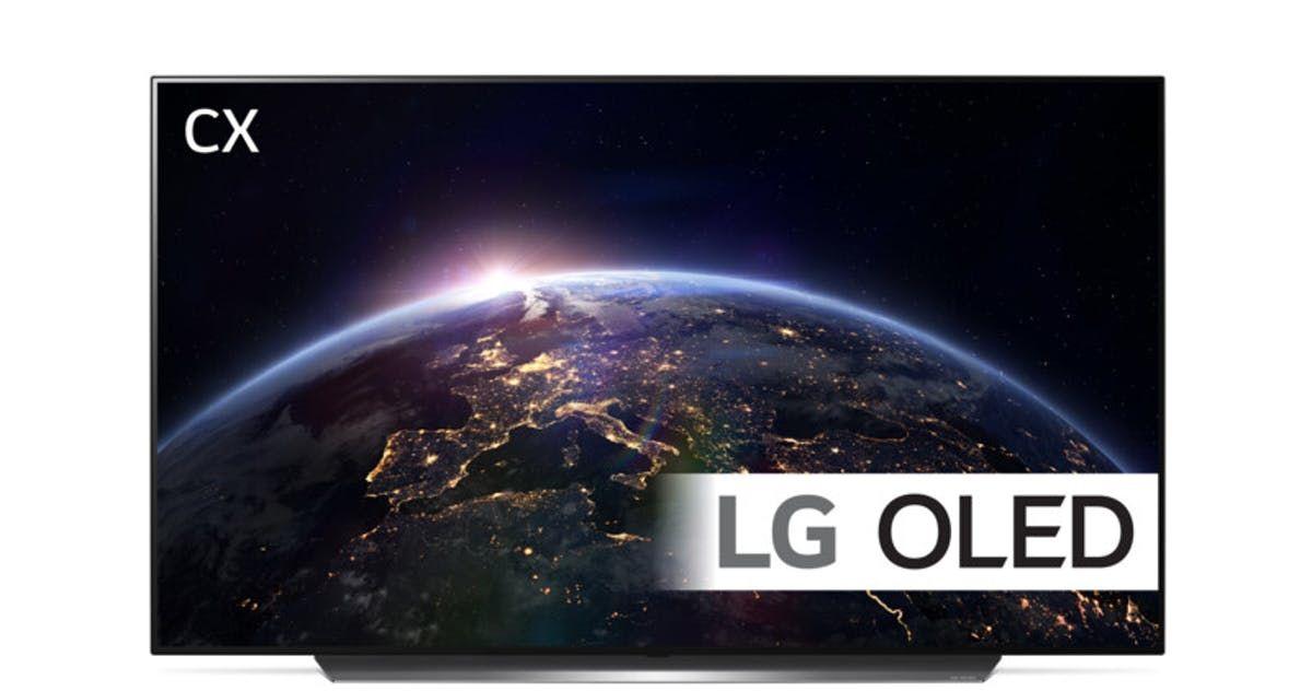 "TV OLED 55"" LG OLED55CX3LA - 4K UHD, Smart TV"
