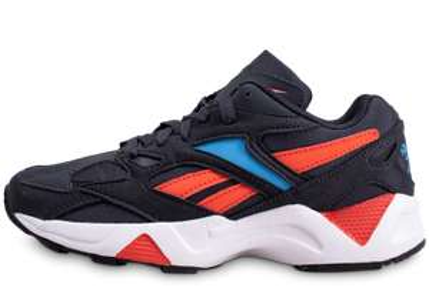 Chaussures Reebok Aztrek 96 - bleu/orange (du 36 au 40)
