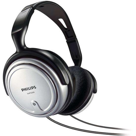 Casque audio filaire Philips SHP2500