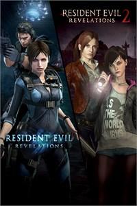 Bundle Resident Evil Revelations 1 & 2 Deluxe edition sur Xbox One / Series (Dématérialisé)