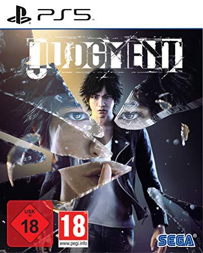 Judgment à 26.21€ et Watch Dogs Legion à 20.16€ sur PS5
