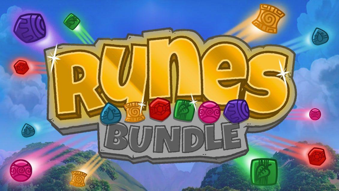 Runes Bundle sur PC - 10 jeux (Dématérialisés - Steam)