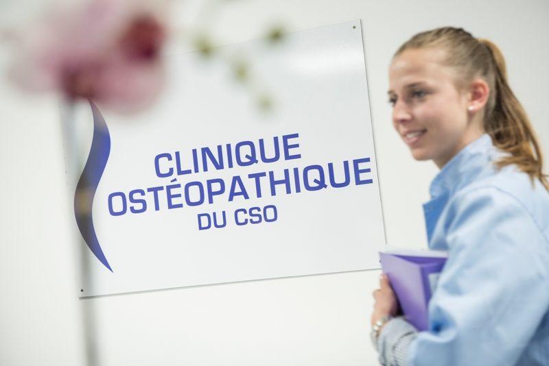 Séance d'ostéopathie offerte - Clinique ostéopathique CSO Paris Nanterre (92)