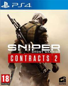 Jeu Sniper Ghost Warrior Contracts 2 sur PS4