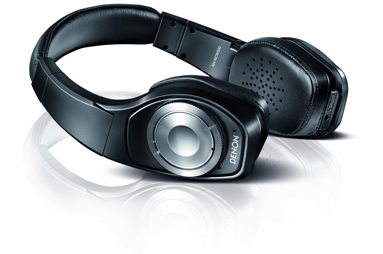 Casque audio Bluetooth Denon AH-NCW500 avec réduction de bruit