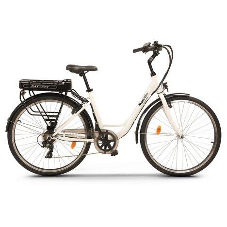 """Vélo à assistance électrique 28"""" Moovway Granville - Autonomie 45 km, 7 vitesses"""