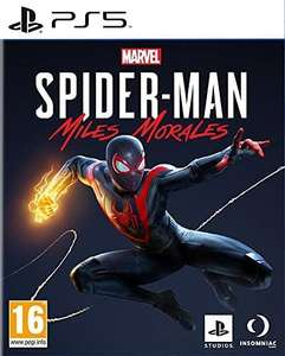 Marvel's Spider-Man: Miles Morales Launch Edition sur PS5 (Version Française)